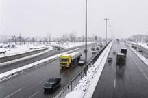 تردد 543 خودرو در ساعت در آزادراه زنجان - قزوین