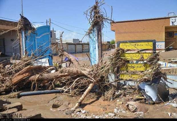 81 مدرسه در لرستان  تخریب شد