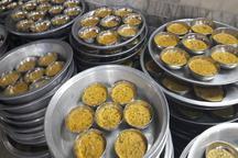 آش 'شله قروت' غذای سنتی مردم میامی برای پذیرایی از عزداران حسینی (ع)