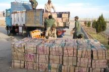 900 قلم کالای قاچاق در یزد کشف شد