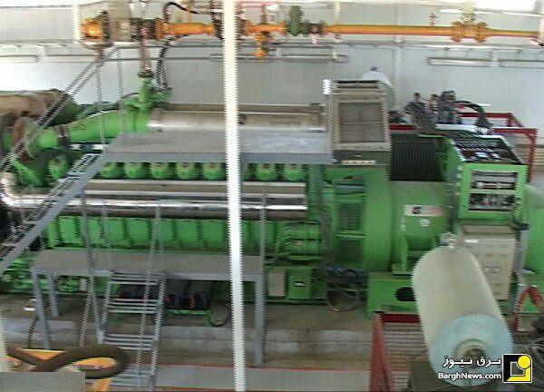 اولین نیروگاه CHP شمالغرب کشور در گرمی بزودی وارد مدار میشود