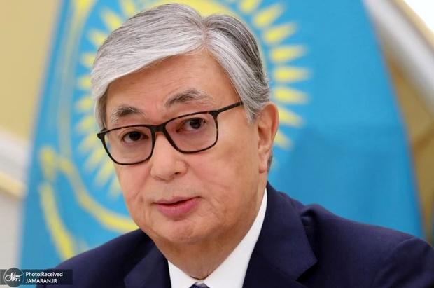 عکس/ رئیس جمهور جدید قزاقستان سوگند خورد