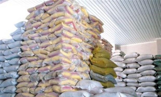 224 تن برنج قاچاق در میرجاوه کشف شد