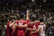 قطعی شدن دومی ایران در مرحله اول لیگ ملت های والیبال 2019 +جدول