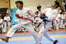 کاراته کاهای رفسنجان 24 مدال رنگارنگ مسابقات استانی را از آن خود کردند