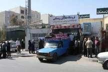 عرضه میوه شب عید در 157 مرکز توزیع استان سمنان آغاز شد