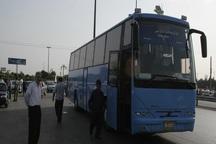 رغبت به سفر با اتوبوس در خراسان شمالی کاهش یافت