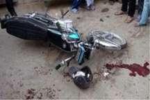 موتورسیکلت موجب مرگ دو جوان شیروانی شد