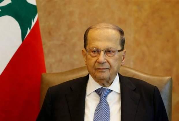 تشکر رئیس جمهور لبنان از روحانی برای آزادی نزار زاکا