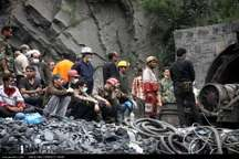 دستیابی به پیکر 7 تن دیگر از جانباختگان حادثه معدن آزادشهر