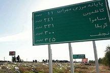 مرز مهران، انتهای آمال مشتاقان کربلا