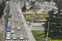 ایجاد یک هزار متر مربع فرش گل در شهر آستارا