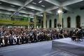 ۴۰۰ نفر از اقشار مختلف مردم چهارمحالوبختیاری به محضر رهبر انقلاب مشرف شدند
