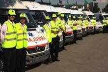 امدادرسانی اورژانس تهران به 161 نمازگزار در روز عید سعید فطر