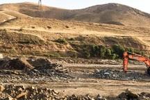 11 مورد ساخت و ساز غیرمجاز در خراسان جنوبی تخریب شد