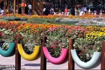 نمایشگاه گل و گیاه در یاسوج برگزار می شود