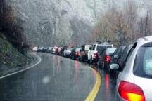 باران مسافران آستارا را غافلگیر کرد