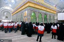 برنامه های جمعیت هلال احمر استان تهران در سالگرد بزرگداشت امام خمینی(س)