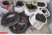کشف 8 فقره سرقت سیم و کابل برق در بوشهر