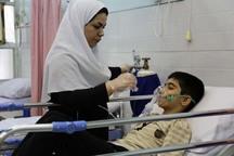 توفان 261 نفر را در سیستان روانه بیمارستان کرد