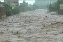 افزایش غیر قابل پیش بینی آب رودخانه یالیان