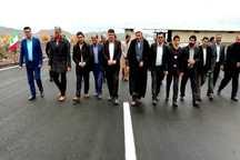 پنج طرح مختلف در جیرفت افتتاح شد