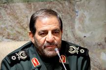 سردار استکی:  سربازان در پیروزی انقلاب اسلامی و دفاع مقدس نقش موثری داشتند