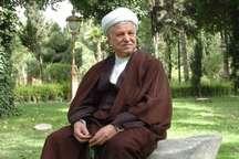 نامگذاری یک بلوار در همدان به نام آیت الله هاشمی رفسنجانی
