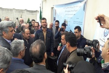 طرح های عمرانی و گردشگری در لاهیجان به بهره برداری رسید