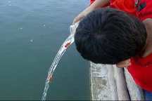 چهار نقطه در سنندج برای رهاسازی ماهی قرمز تعیین شد