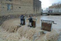 هفتنقطه حادثه خیز قزوین مقابل سیلاب شناسایی شده است