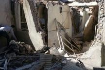 انفجار گاز سبب مصدومیت 2 نفر در کرج شد