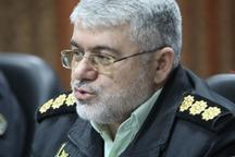 تراز امنیتی استان مرکزی بالا است