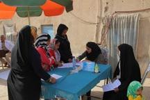شهرداری به ساکنان کوره پز خانه های ری  خدمات درمانی ارائه کرد