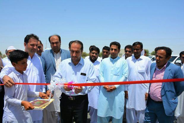 افتتاح هشت طرح کشاورزی همزمان با هفته دولت در چابهار