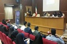 مسابقه دومین دوره جشنواره ملی 40 حدیث رضوی در قشم پایان یافت