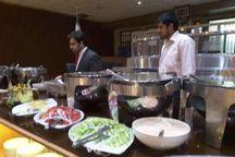 120 مرکز تهیه غذا در زرندیه اخطار بهداشتی گرفتند