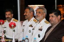 نیروی دریایی ایران در آبهای بین المللی مقتدرانه عمل میکند