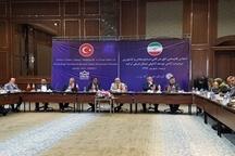 اجلاس اقتصادی اتاق بازرگانی ارومیه و آژانس توسعه آناتولی شمالشرقی ترکیه