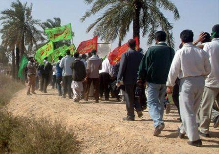 200 کارگر شهرستان اراک به مناطق عملیاتی غرب کشور اعزام شدند