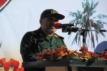 فرمانده سپاه ولی عصرخوزستان(عج):آزادسازی بستان مقدمه پیروزی های بعدی در دفاع مقدس بود