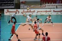 برد سخت شهرداری ارومیه در برابر قعرنشین لیگ برتر والیبال