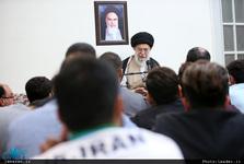 رهبر معظم انقلاب: حادثه تروریستی اهواز بار دیگر نشان داد که ملت ایران در راه پر افتخار پیشرفت و اعتلاء، دشمنان زیادی دارد/  مطمئناً گوشمالی سختی به عوامل این اقدام خواهیم داد