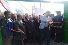 شش پروژه عمرانی و خدماتی در شهر آبسرد به بهره برداری رسید