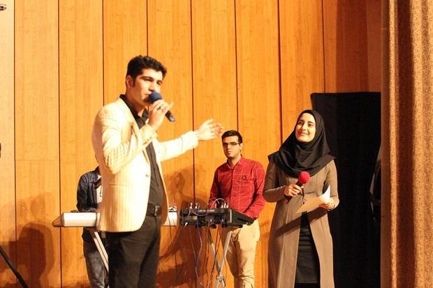 سومین جشنواره لبخند به نفع کودکان کار در قزوین برگزار شد