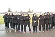 راهیابی تیم هندبال دانشجویان دختر دانشگاه گیلان به المپیاد فرهنگی، ورزشی دانشجویان کشور