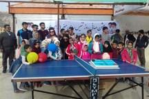 آئین گرامیداشت هفته تنیس روی میز در یاسوج برگزار شد