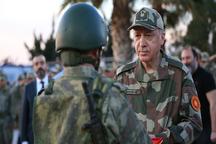 چرا اردوغان لباس نظامی به تن کرد؟آیا رویارویی نظامی آمریکا و ترکیه در شمال سوریه نزدیک شده است؟