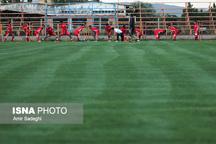 تراکتورسازی مقابل تیم ملی امید به میدان میرود