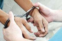 عاملان قتل معتاد بجنوردی دستگیر شدند